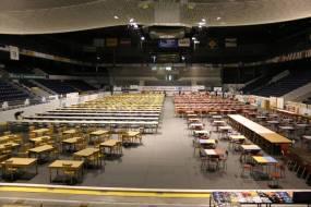 Šachový turnaj na stadionu, IceCovertan