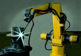 Svářecí robot OJ10, IGM