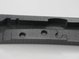 EPP frézované prototypy pro automobilový průmysl